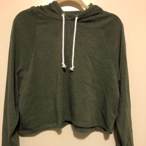 Cropped H&M sweatshirt